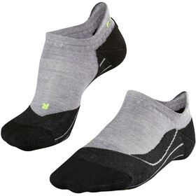 Falke TK5 Invisible Socks Men grey/black